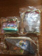 BUrger King 2000 Wild Thornberrys Toys - Lot Of 3
