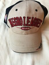 Negro Leagues Baseball Hat Cap Fitted ONE SIZE FIT ALL