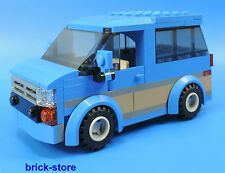 LEGO CITY AUTO/CAR 60117 Blu Grande Van / AUTO NUOVA