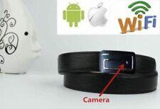 HD WIFI P2P nanny security camera BELT Body Cam CCTV Recorder VIDEO DVR Covert