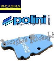 8891 - FILTRO ARIA POLINI PIAGGIO 125 150 VESPA LX PRIMAVERA S SPRINT 4T 3V