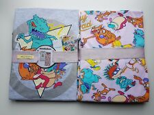 Primark Nickelodeon Pyjamas Set T shirt Top Bottoms Ladies NEW Angelica Rugrats