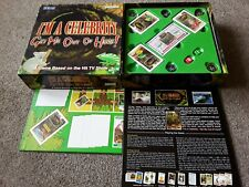 I'M A CELEBRITY GET ME OUT OF HERE! BOARD GAME SEALED CARDS TV SHOW FREEPOST