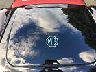 Quality new MG Magnette MGB MGC MG Midget MGA CHROME TRUNK BOOT EMBLEM  AHH5261