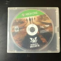 State of Decay 2 Video Game (Microsoft Xbox One, 2018) Used & Tested