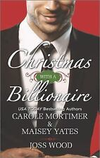 Christmas with a Billionaire: Billionaire under the MistletoeSnowed in with Her