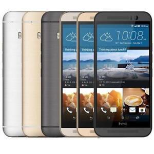 HTC One M9 - 32GB - Unlocked SIM Free Smartphone GRADED