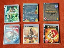 USED - JOB LOT of ACTION/ADVENTURE games - for Sony PlayStation 3 PS3