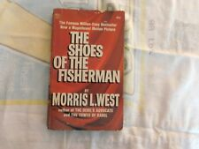 The Shoes of the Fisherman by Morris L. West  dell Paperback 1968