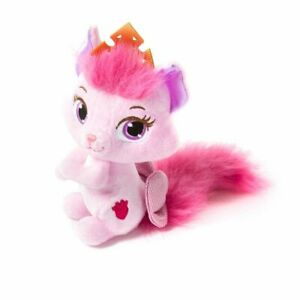 Disney Princess Aurora Palace Pets Plush Beauty Pink Kitty Stuffed Animal New