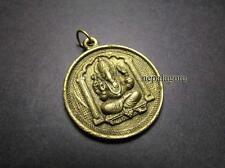 P951 Elephant GOD Ganesh Ganesha Shiva son Hindu auspicious amulet pendant NEPAL