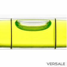 Wasserwaage Libelle grün 40 x 10mm zylindrisch Präzisions Waage Zylinder