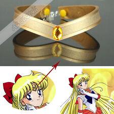 Sailor Moon Venus Minako Aino Ami Cosplay Headwear Tiara Headband Halloween Prop