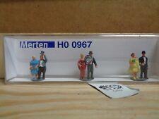 H0 Merten 0967 Hochzeitsgäste. Figuren. OVP