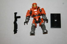 Halo mega bloks last man standing zombie  spartan jfo orange  minifigure