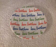 "HESS BROTHERS BREAD PLATE 6.75"" PATIO RESTAURANT DEPT STORE ALLENTOWN PA WALKER"