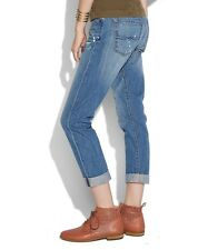 Lucky Brand Women's Dylan Boyfriend Relaxed Fit Jeans $119 NEW 8-R 29x27