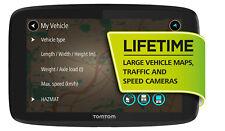 TomTom Go Professional 620 Navi für Trucker LKW Bus Wohnmobil Lifetime Traffic