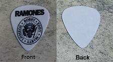 1 RAMONES SINGLE SIDED PICTURE GUITAR PICK