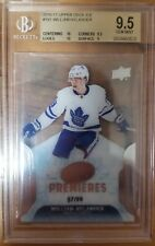 William Nylander 2016-17 UD Ice - Premieres Rookie    BGS 9.5, 2 sub 10s. 57/99