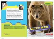 Grizzly Bears : Huge Hibernating Mammals (ExLib) by Rebecca E. Hirsch