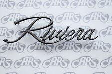 1971-1974 Buick Riviera Chrome Monogram | Script | RM714