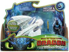 The Hidden World Hiccup & Toothless Action Figure 2-Pack [Dragon Scale Armor]