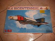 ESCI  F-4 BICENTENNIAL  PLASTIC MODEL 1/48