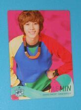 SHINee World II Concert Photocard Taemin (OFFICIAL)