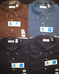 Covington Shirt.S/34-36;M/38-40,XL/46-48, 2XL.$28.100%Cotton.Perfect for Work!