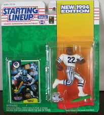 1994 Emmitt Smith Dallas Cowboys SLU mint in pkg with football card