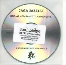 (AE950) Jaga Jazzist, One-Armed Bandit - DJ CD