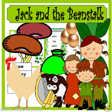 JACK AND THE BEANSTALK Story Teaching Resources KS1 EYFS Spring Resource 4 sack