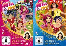 2 DVDs * MIA AND ME - VOL. 9 + 10 IM SET  # NEU OVP