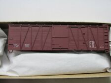 ACCURAIL~ #4398~ DATA=MIN RED ~ 40' O.B. BOX -KIT~ HO SCALE