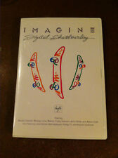 Imagine ~ Digital Skateboard Video 2007 Dvd Skate Vid ~ Cerezini Lima White