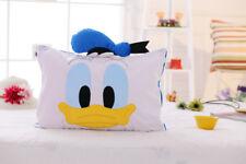 Disney donald duck beauty cover pillow case beauty case pillowslip cute