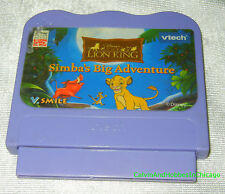 55+ Vtech Smartridge Link * Simba's Adventure * VSmile Educational Cartridges