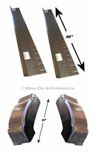 STANDARD CAB ROCKER PANELS AND CAB CORNERS 99-06 GM FULL SIZE PICKUP