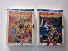 Daltanious serie completa in 2 box (8 DVD) NUOVI !