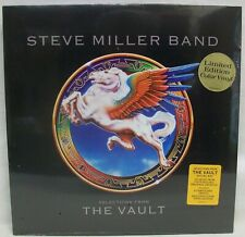 """NEW & Sealed Steve Miller Band """"Selections From The Vault"""" LP Clear Vinyl Record"""