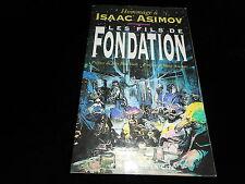 Collectif : Hommage à Isaac Asimov : Les fils de Fondation GF Presses de la cité