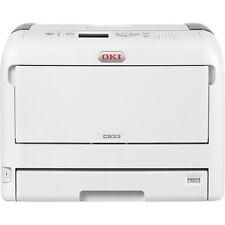 OKI C833dn (A3/A4) Colour LED Printer