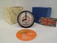 QUEEN (FREDDIE MERCURY) - VINYL RECORD CLOCK - Desk / Table Top + Display Stand