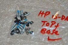 HP 15-DA 15-da0073ms Laptop Screws - (Full Set)