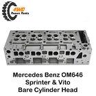 Mercedes Benz OM646 Sprinter & Vito New Bare Cylinder Head