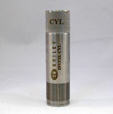 New Cylinder Briley Stainless Browning Invector Plus Choke Tube