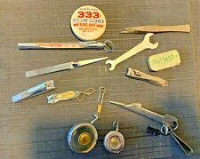 Vintage Fly Fishing tool lot and other fishing tools Great Value No Reserve
