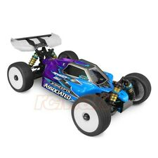 Jconcepts Strike 2 For Team Associated RC8B3e Clear Body 1:8 RC Cars Buggy #0260