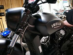 Supports Indicators Front Indian Scout Sixty And Bobber